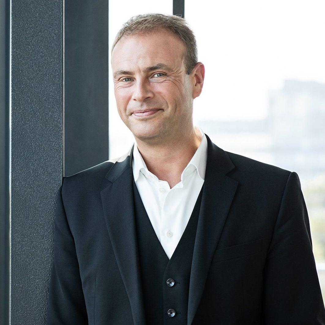 Roman Burger, Geschäftsführer der Paribus Real Estate Management B.V.