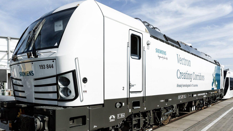 E-Lokomotive Siemens-Vectron