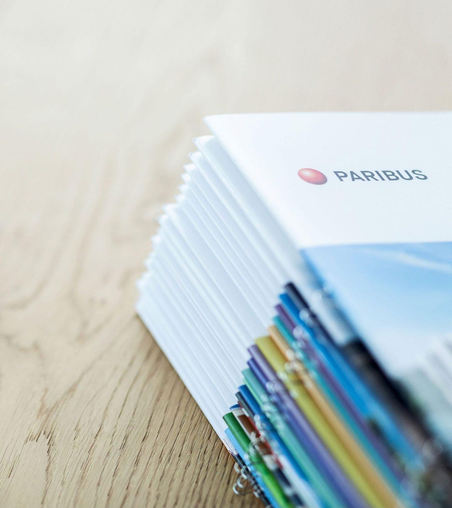 Paribus-Fondsgeschäftsberichte