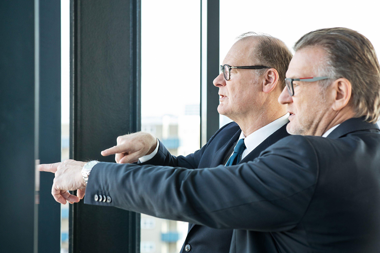 Geschäftsleitung der Paribus Immobilien Assetmanagement