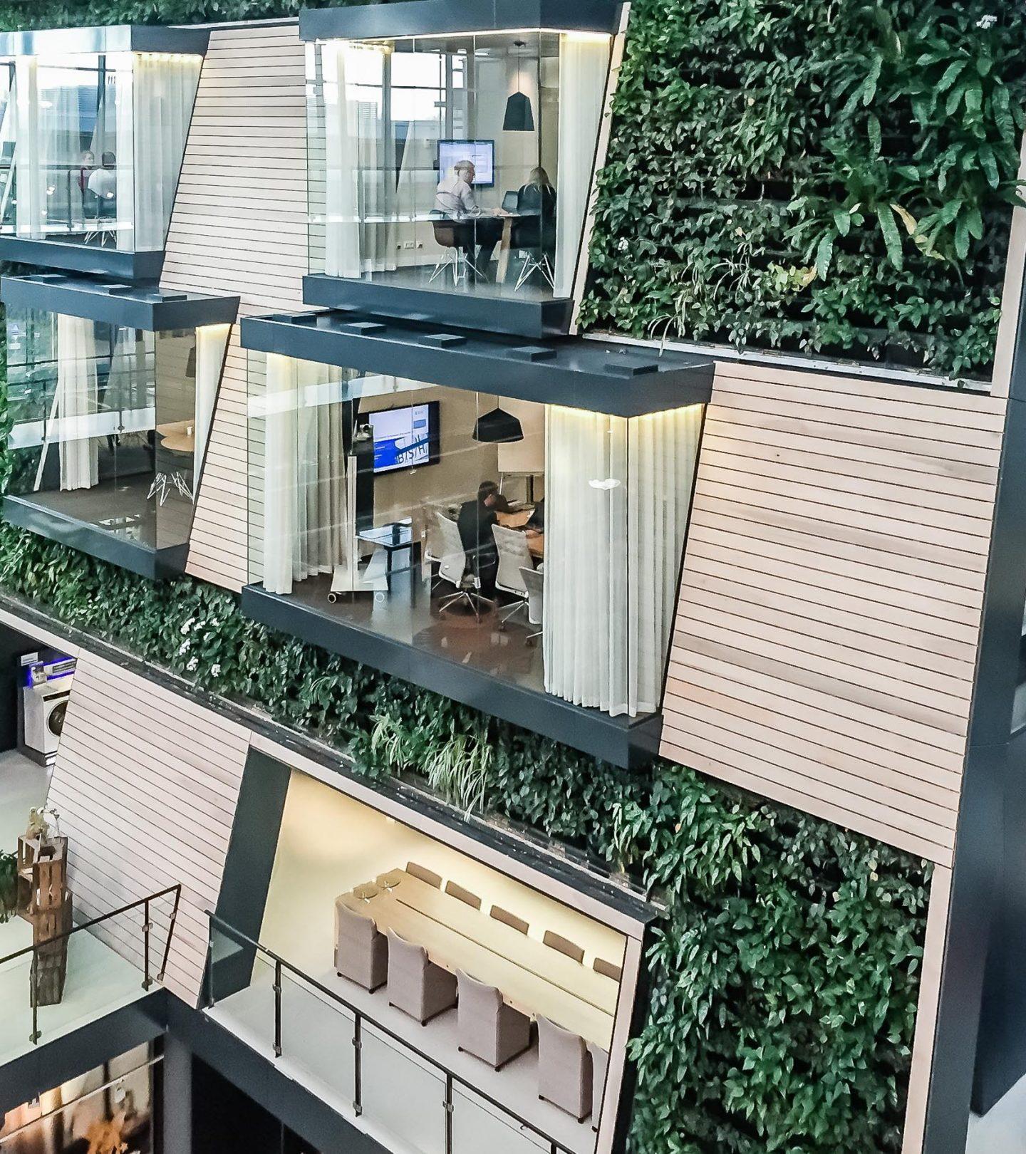 Innenansicht einer von der Wölbern-Gruppe übernommenen Fondsimmobilie in Holland
