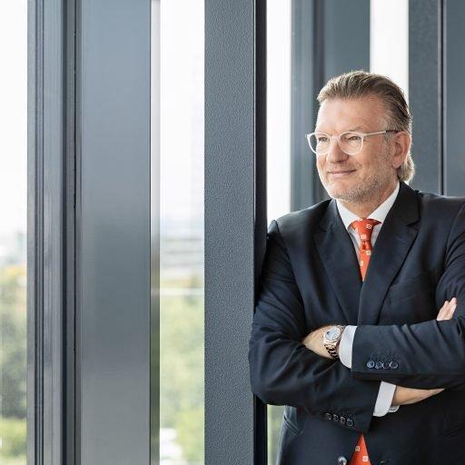 Thomas Böcher, Geschäftsführer der Paribus Holding GmbH & Co. KG