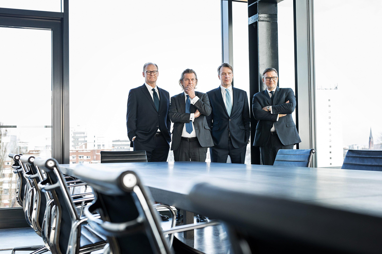 Geschäftsführung der Paribus Holding GmbH & Co. KG