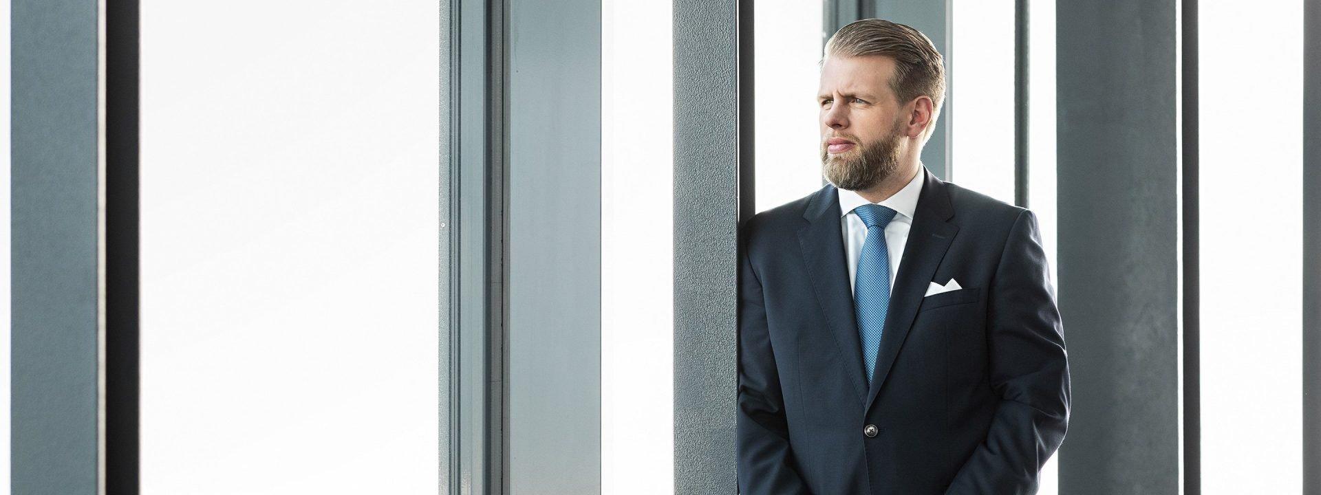 Christian Drake, Geschäftsführer der Paribus Invest GmbH