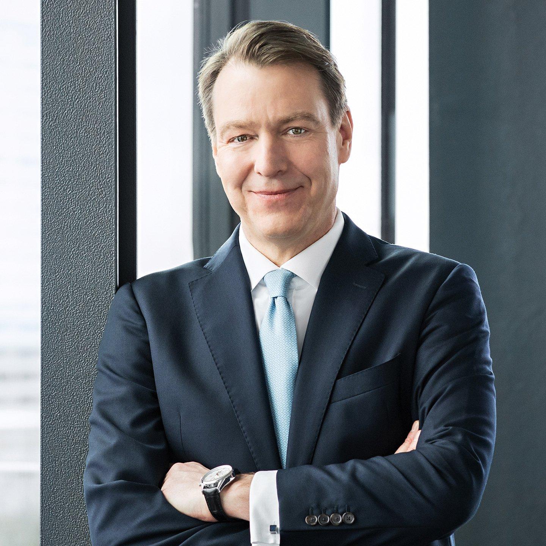 Dr. Volker Simmering, Geschäftsführer der Paribus Holding und der Paribus Kapitalverwaltungsgesellschaft