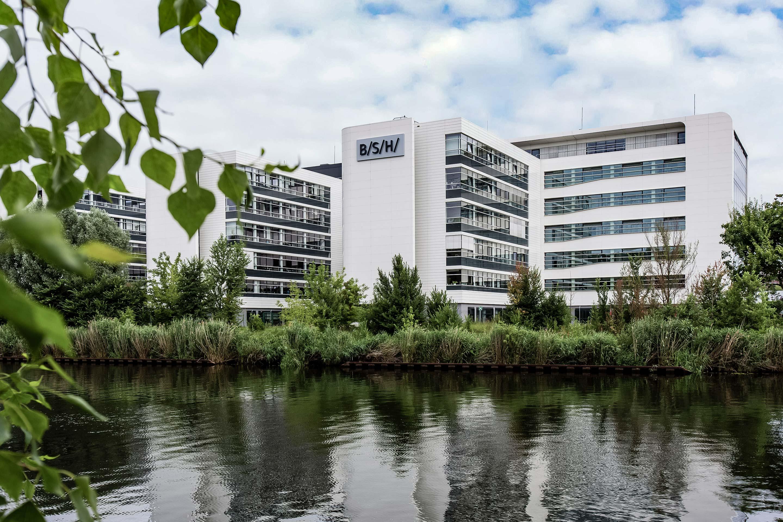 BSH Verwaltungs- und Forschungszentrum Berlin - Außenansicht der Immobilie