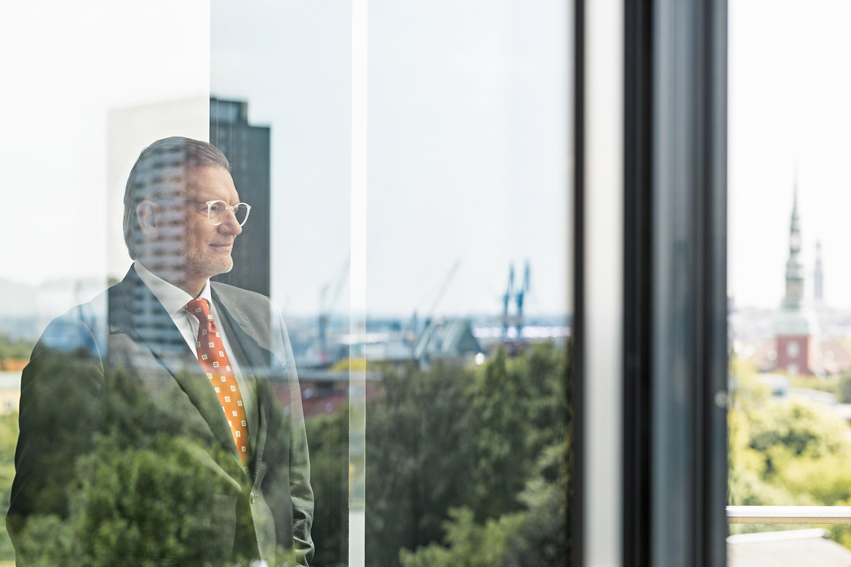 Thomas Böcher, Geschäftsführer der Paribus Immobilien Assetmanagement GmbH