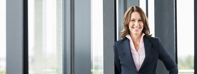 Deike Scharnberg, Geschäftsführerin der Paribus Immobilien Assetmanagement GmbH